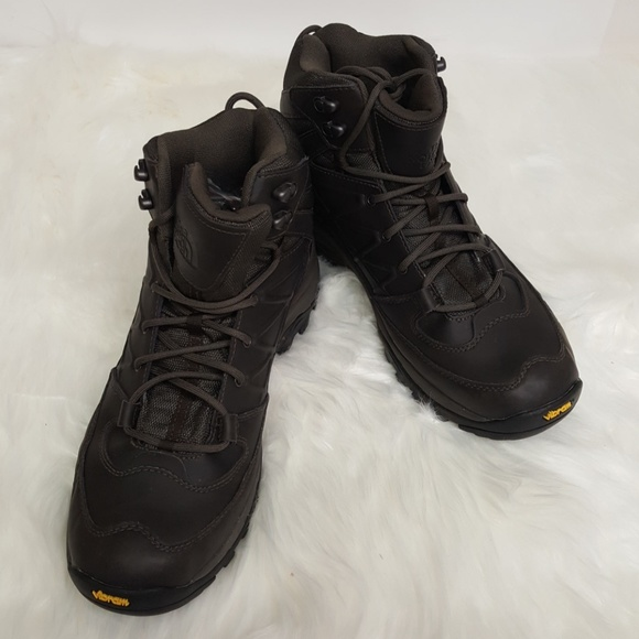 06e8bbb42 The North Face Mens Storm Mid Leather Boot size 11